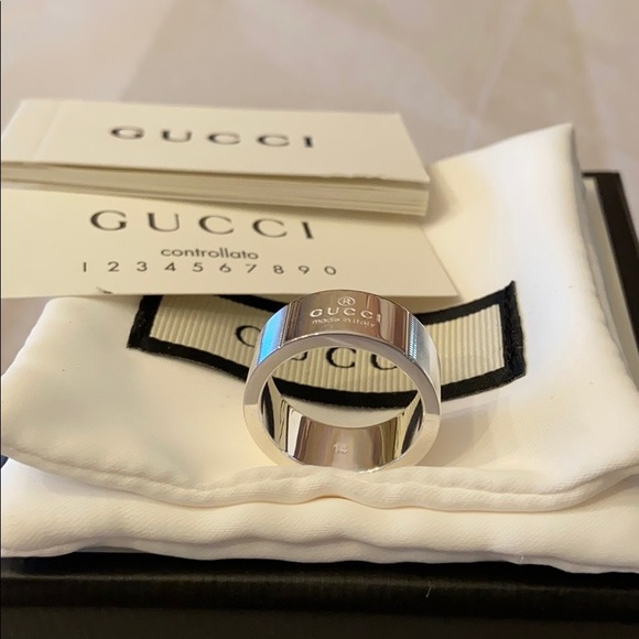 Authentic Brand New Gucci Ring